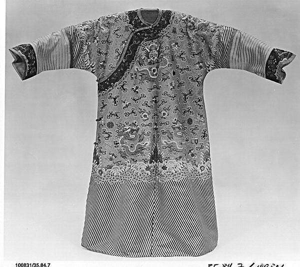Emperor's Twelve-Symbol Robe for Summer