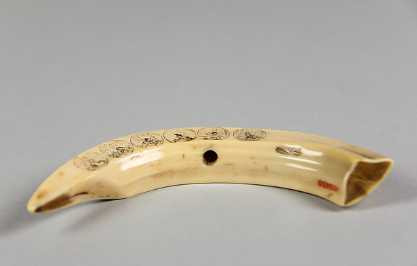 Netsuke of a Tusk