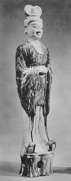 Figure of a Dignitary