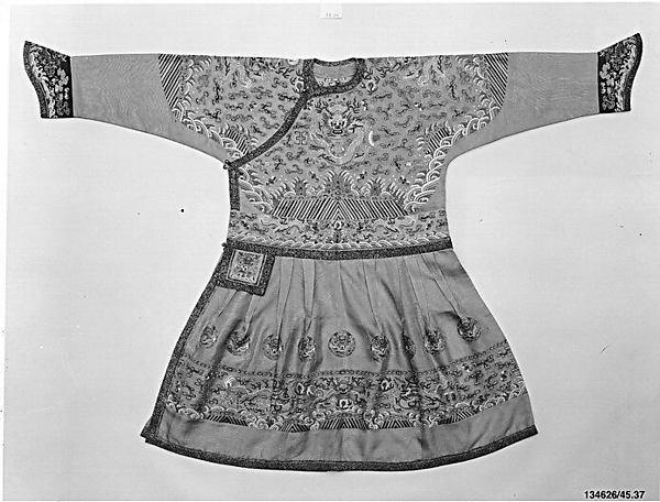 Boy Emperor's Summer Robe