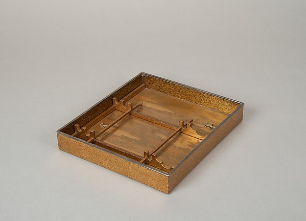 Writing Box (Suzuri-bako) with Episodes from The Ise Stories (Ise monogatari)