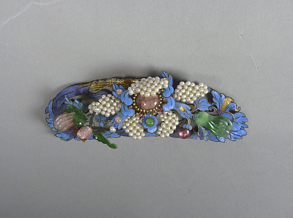 Ornaments for a Woman's Hat