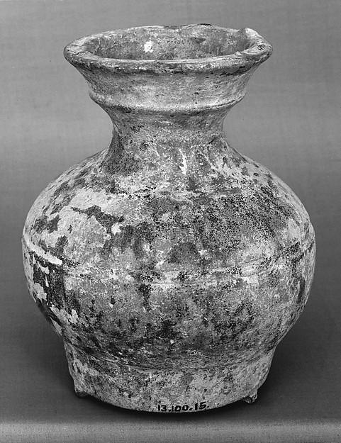 Mortuary Vase