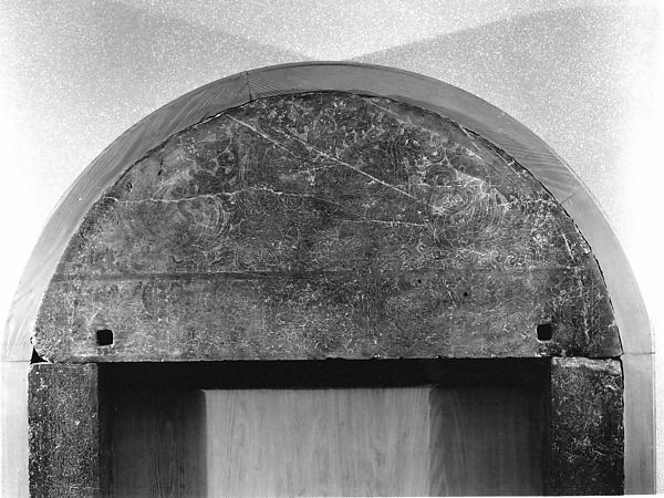 Lintel: Part of a Tomb Entrance