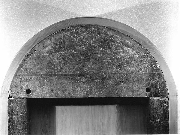 Lintel: Part of a Tomb Entrance