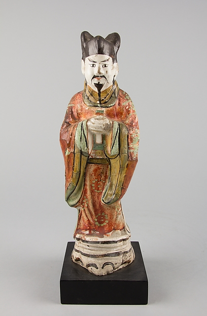 Statuette of Official
