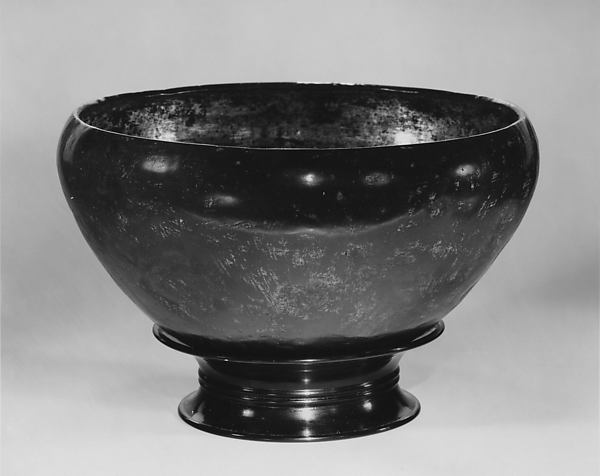Buddhist Ceremonial Alms Bowl