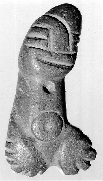 Phallic Figure, Possibly a Talisman