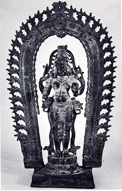 Standing Shiva