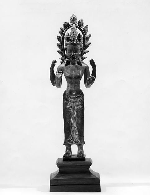 Standing Prajnaparamita, the Goddess of Transcendent Wisdom