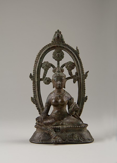Tara, the Buddhist Savioress