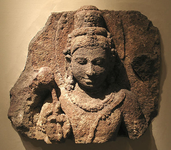 Torso of a Bodhisattva
