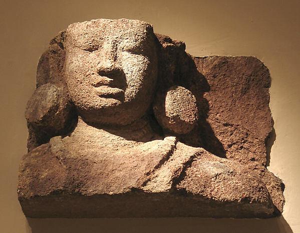Bust of a Bodhisattva