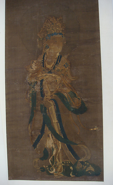 Figure of a Noble Lady