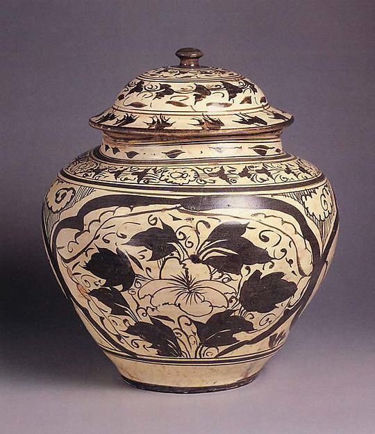 Covered Jar (Guan shape)