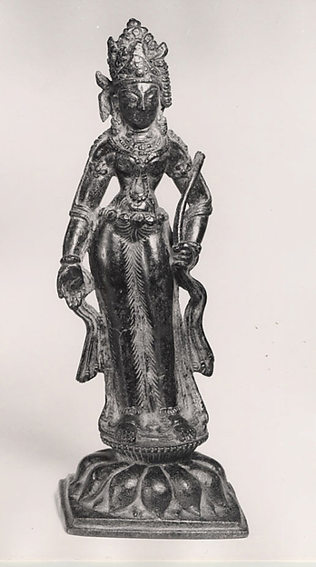 Standing Tara, the Buddhist Savioress
