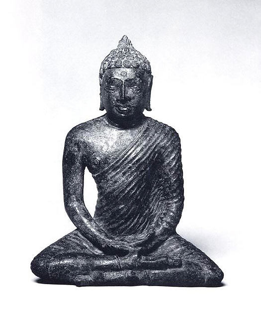 Buddha in Meditation Posture