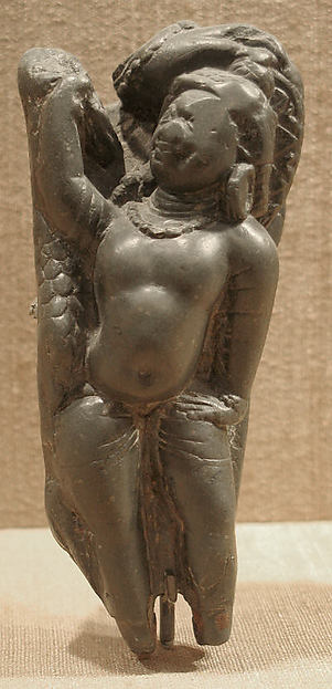 Chakrapurusha (The Personification of Vishnu's War Discus)