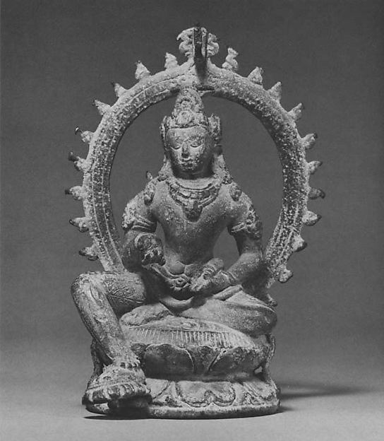 Seated Bodhisattva Vajrasattva