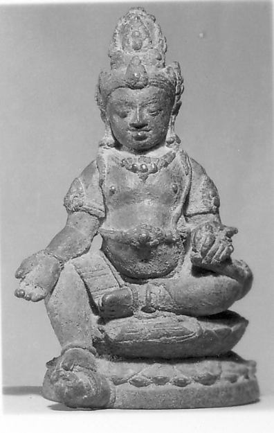 Seated Kuvera