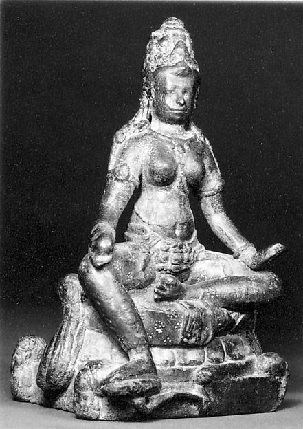 Seated River Goddess