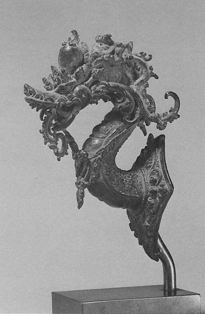 Naga Spout from a Holy-Water Vessel
