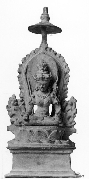 Seated Devi