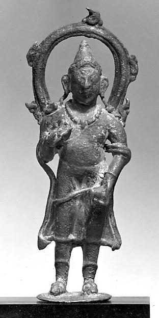Attendant of Surya