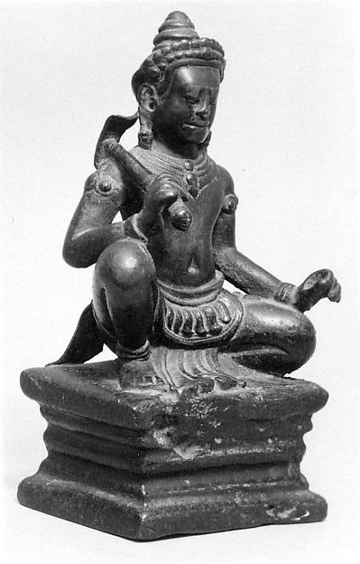 Seated Vishvakarman, the Divine Architect