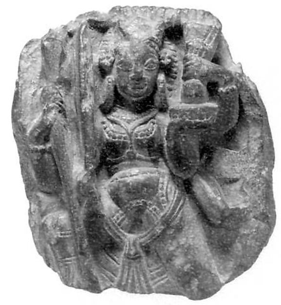 Fragment of a Small Stele