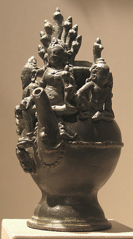 Ritual Ewer with the Serpent Goddess (Manasa)