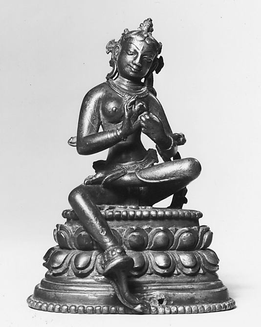 Seated Mahashri or Prajnaparamita