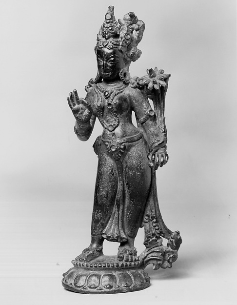 Standing Lakshmi (Goddess of Fortune)