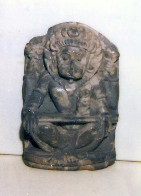 Seated Narasimha