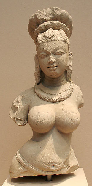 Bust of a Female Deity