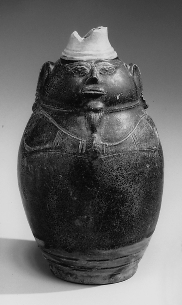 Anthropomorphic Bottle in Human Form