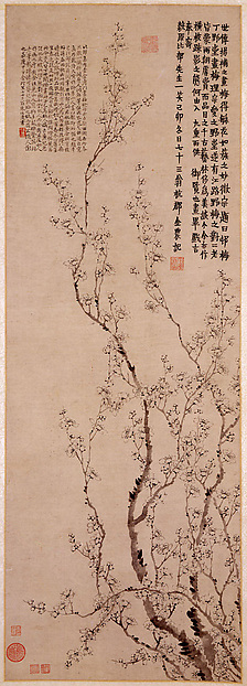 Blossoming Prunus