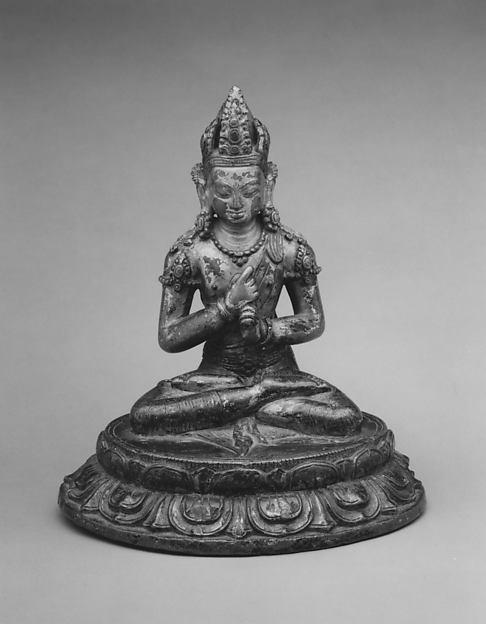 Vairocana, the Supreme Transcendent Buddha
