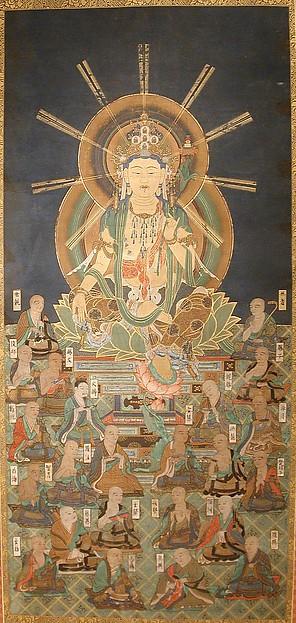 Hossō Mandala
