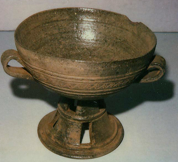 Pedestalled Bowl