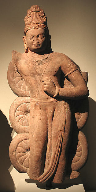 Standing Balarama or Nagaraja (Serpent King)