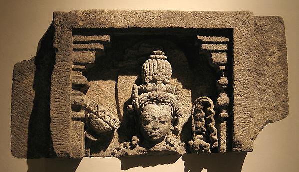 Head of Manjushri, the Bodhisattva of Transcendent Wisdom