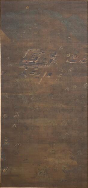 春日曼荼羅図  <br/>Kasuga Mandala