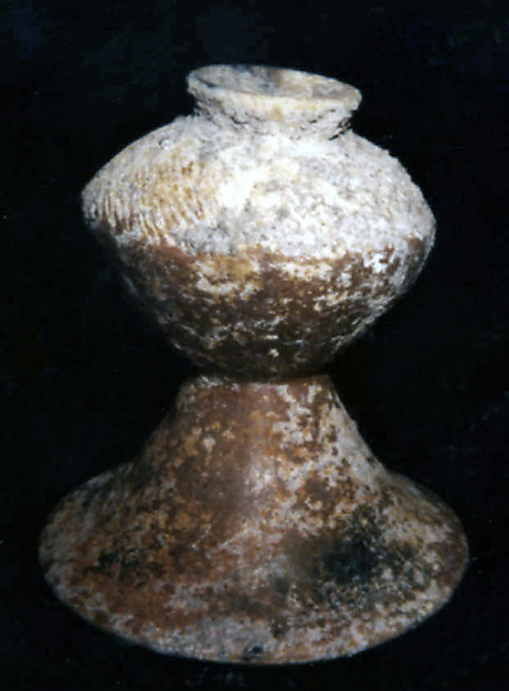 Small Vessel with Globular Body