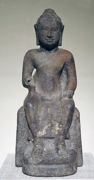 Seated Buddha with Legs Pendant