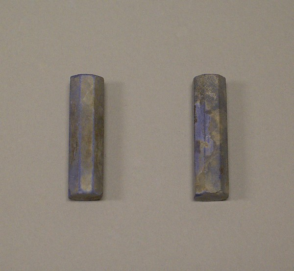 Pair of Octagonal Sticks