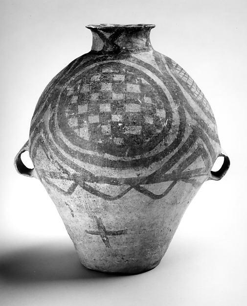 Ovoid Jar (Hu)