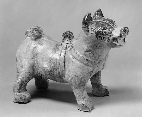 Figure of a Standing Dog