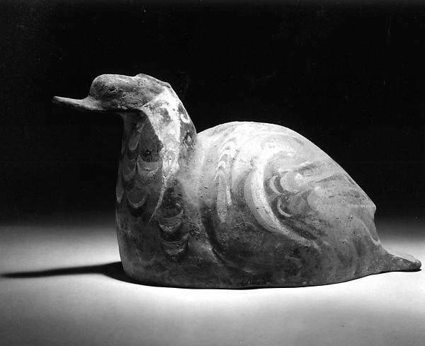 Duck-Shaped Vessel (Zun)
