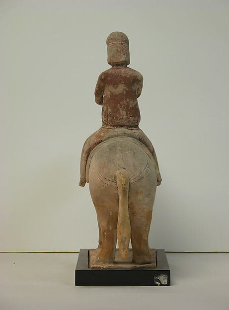 Figure of an Equestrian (one of two)
